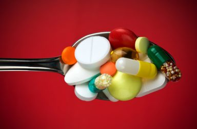 vitamine- en mineraalverbinding