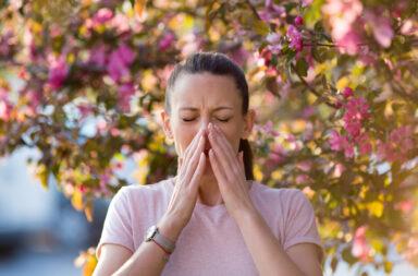 pollen antivirale afweer