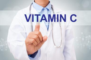 Vitamine C longontsteking